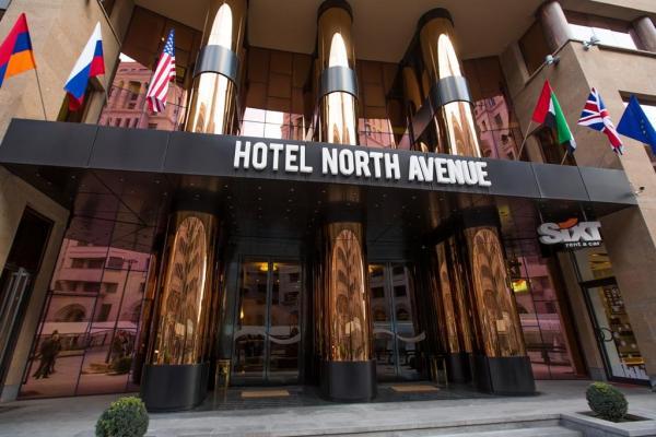 Hotel north avenue