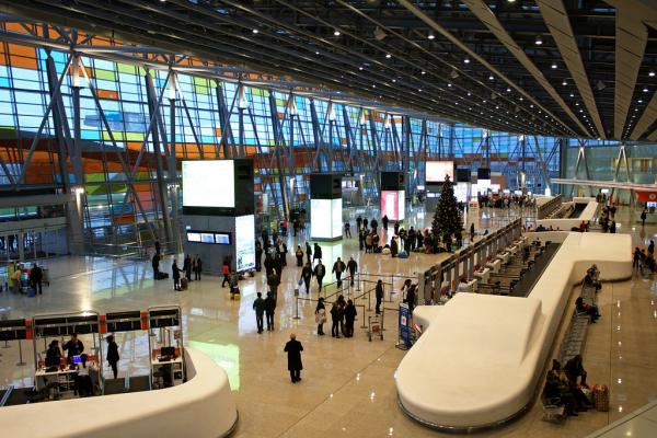 Аэропорт Еревана Звартноц фото