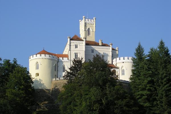 Trakoshchan Castle photo