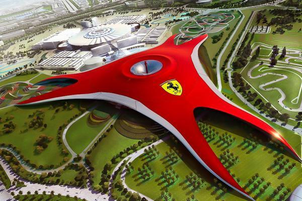 Ferrari World photo