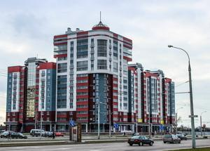 Municipal parking in Brest photo