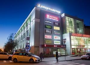 GALLERY GRAND shopping center in Brest photo