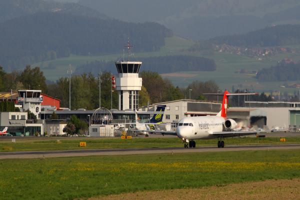 Аэропорт Берна фото