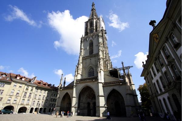 Bernese Cathedral photo