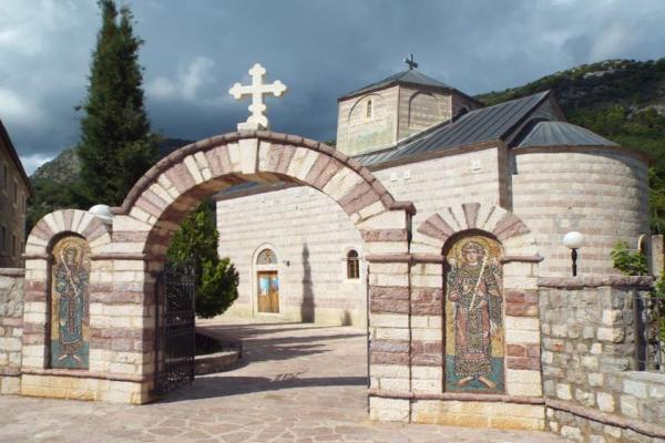 Монастырь Подмаине фото