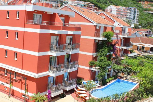 Hotel Villa Bojana фото