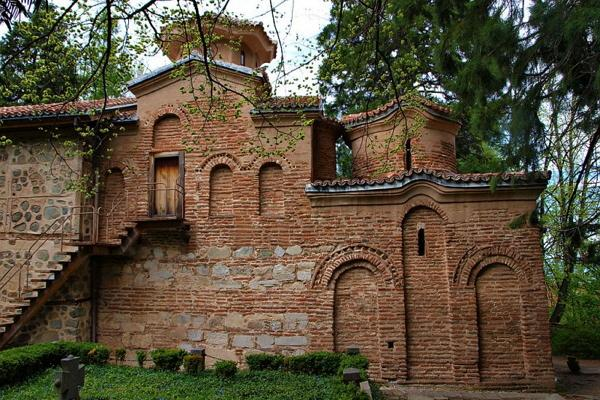Boyana church photo