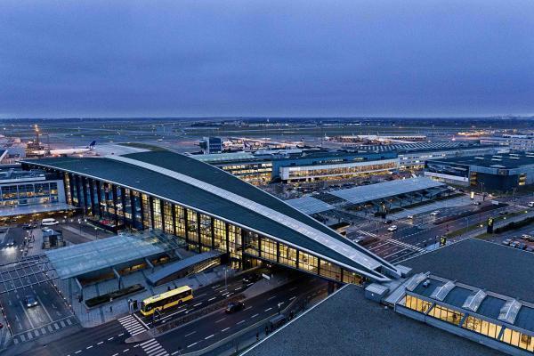 Аэропорт Копенгагена Каструп фото