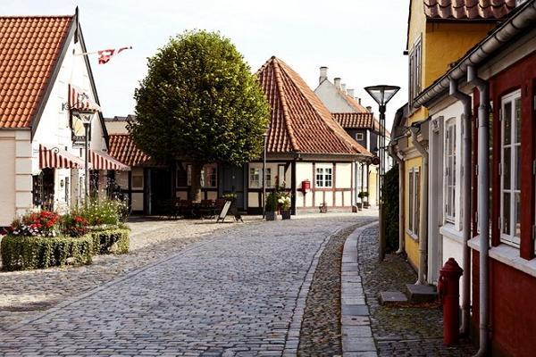 Funen Village photo
