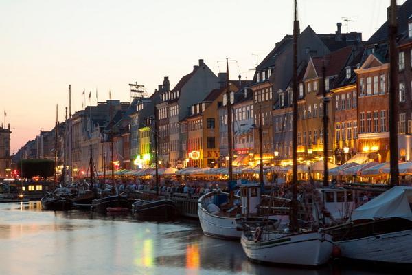 Nyhavn district photo