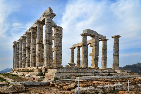 Temple of Poseidon photo