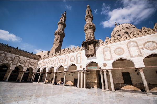 Мечеть Аль-Азхар фото