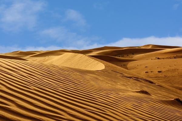 Аравийская пустыня фото
