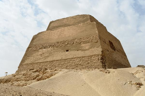 Мейдумская пирамида фото