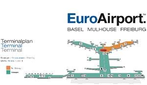 Basel International Airport Scheme