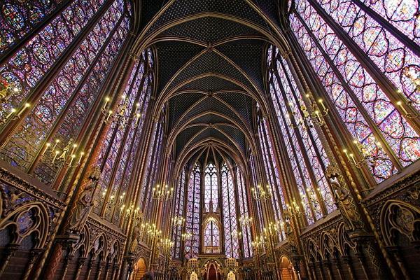 Chapel Saint-Chapelle photo