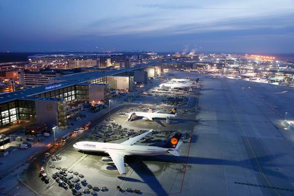 Аэропорт Франкфурта-на-Майне фото