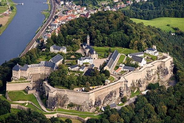 Königstein Fortress photo