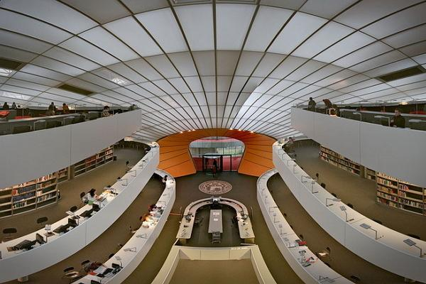 Philological Library of the Free University of Berlin photo