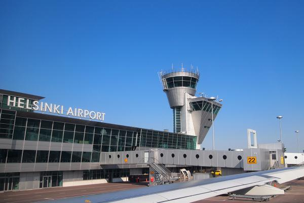 Аэропорт Хельсинки фото