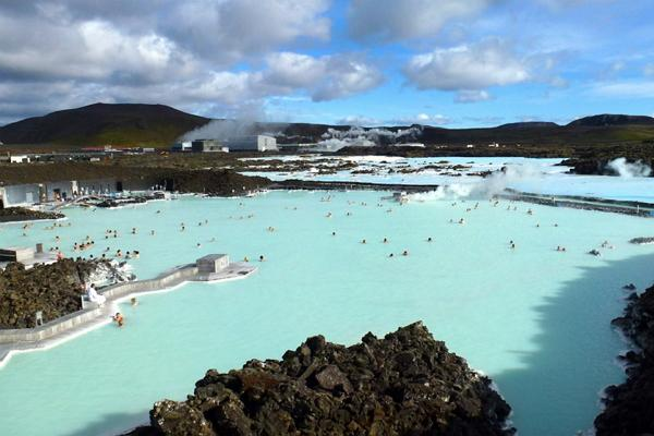 "Thermal resort ""Blue Lagoon"" photo"