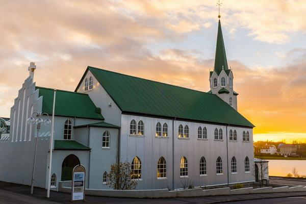 Reykjavik Free Church photo