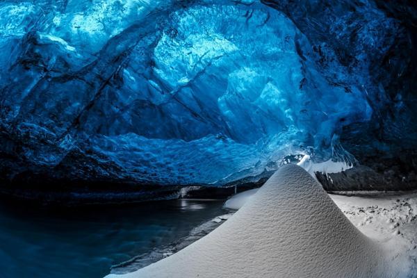 Ледник Ватнайёкюдль фото