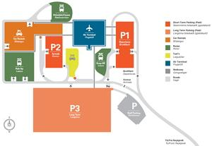 Keflavik International Airport scheme