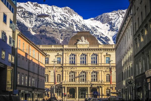 Foto de Ferdinandeum del Museo Tirolés