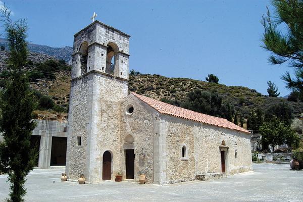 Vrontisiou Monastery photo