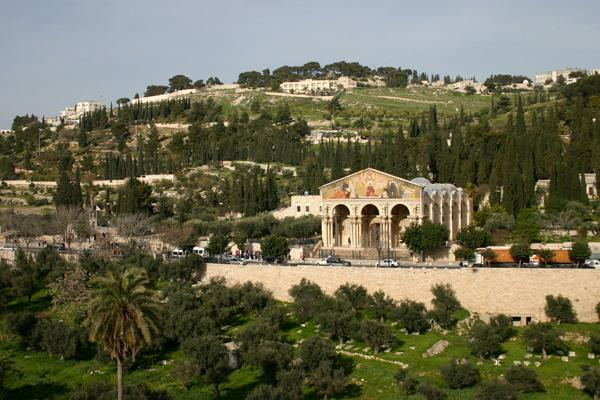 Gethsemane photo