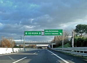 Renting a car in Italy