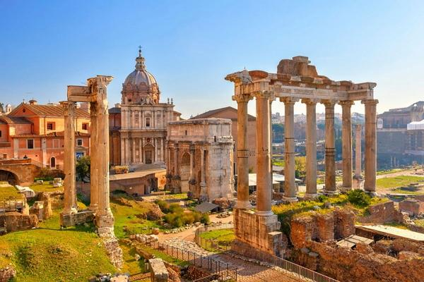 Forum, Italy photo