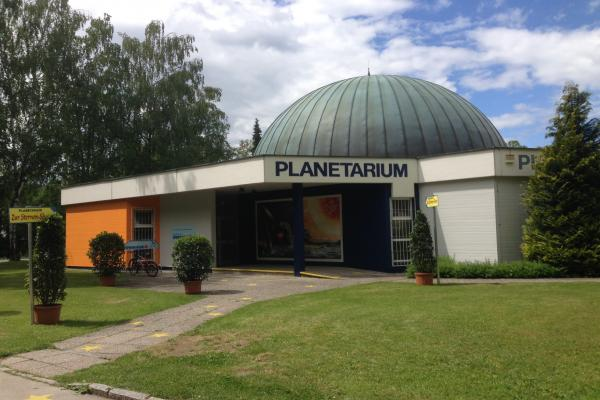 Planetarium photo