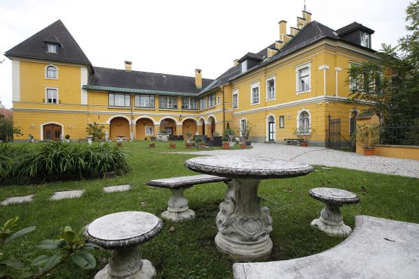 Schlosshotel St Georgen photo