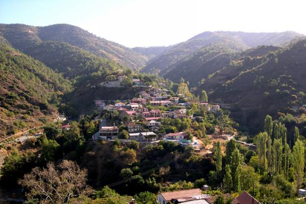 Troodos Mountains photo