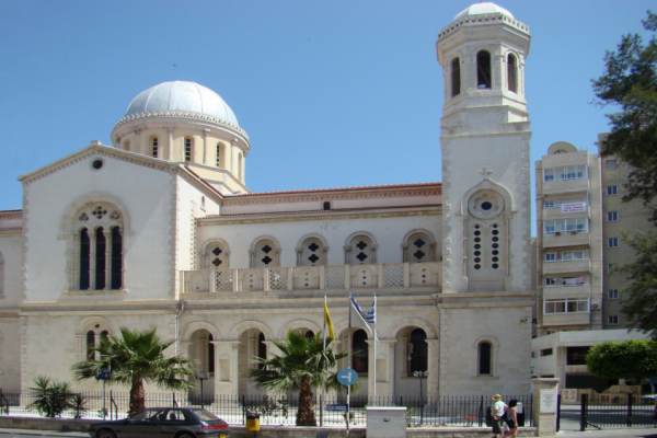 Agia Napa Cathedral photo