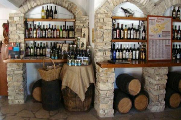 Кипрский музей вина фото