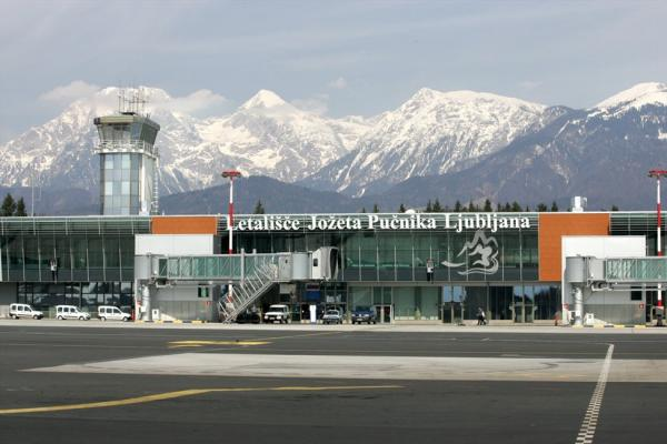Аэропорт Любляны фото