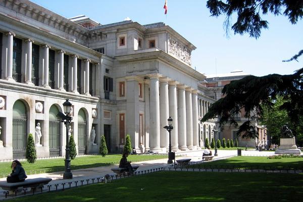 Музей Прадо фото