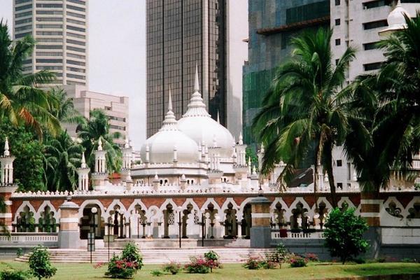 Jamek Mosque photo