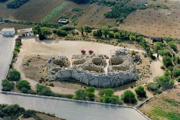 Megalithic temples photo