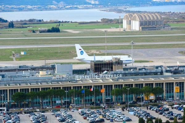 Аэропорт Марсель-Прованс фото