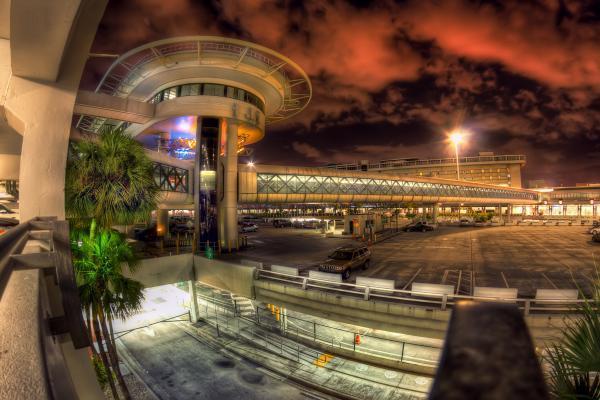 Аэропорт Майми фото