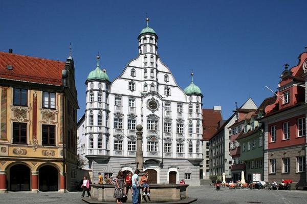 Foto del Ayuntamiento de Memmingen