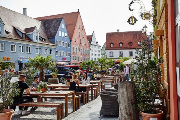 Altstadt Memmingen photo