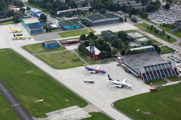 Аэропорт Меммингена фото