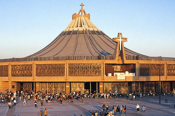 Basilica of the Holy Virgin of Guadalupe photo