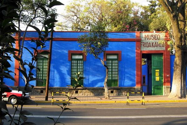 Frida Kahlo House Museum photo