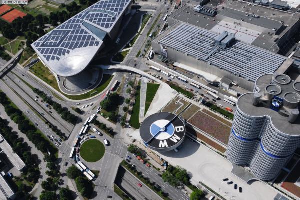 Музей BMW фото